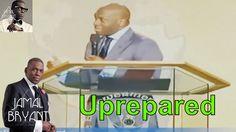 Bishop Pastor Jamal Bryant New Sermons 2016 - No Time to be unprepared Jamal H Bryant