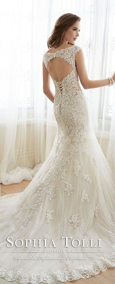 Wedding Dresses Paradise - Sophia Tolli Spring 2016 Wedding Dress