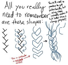 ideas step by step Trendy How To Draw Braids Step By Step Tekenen Ideas Trendy How To Draw Braids Step By Step Tekenen Ideas # Braids drawing anime # Braids step by step beginner Drawing Techniques, Drawing Tips, Drawing Reference, Drawing Ideas, Drawing Hair, Braid Drawing, Drawing Clothes, Drawing Stuff, Drawing Board