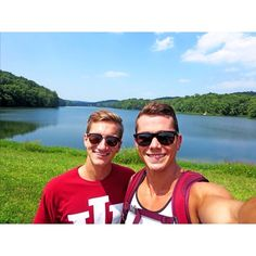 Ethan Hethcote and Mark Miller Mark And Ethan, Walking In Nature, Happy Life, Youtubers, Hiking, Instagram, Branding, The Happy Life, Walks