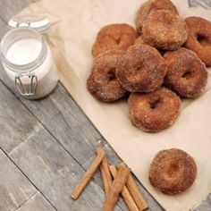 Baked pumpkin maple doughnuts: say hello to your new favorite autumn snack!