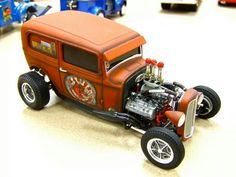 Hot Rod Models.