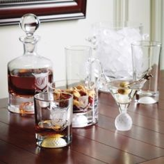 Fore & Fairway Barware Collection