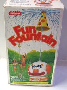 Fun Fountain anyone?