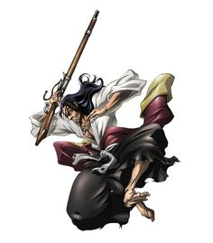 """""""Drifters"""" Anime Adds Cast To Most Factions"""