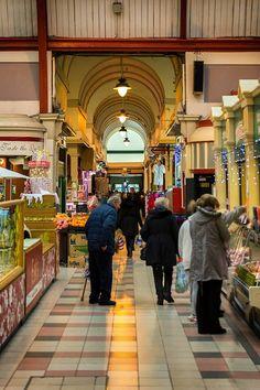 Grainger Market, Newcastle.