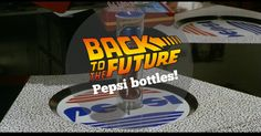Pepsi releases a limited edition Back to the Future Pepsi bottles - Fun Fact LOL Back To The Future, Pepsi, Fun Facts, Lol, Bottle, Movies, Films, Flask, Cinema