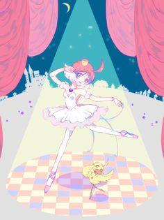 (48) princess tutu   Tumblr Manga Love, I Love Anime, Princess Tutu Anime, Princesa Tutu, Manga Anime, Ojamajo Doremi, Doodle Cartoon, Anime Pixel Art, Digital Art Tutorial