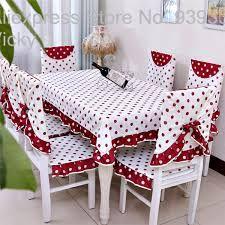 de haute qualit cuisine table manger tissu et la couverture de chaise 100 dentelle de coton. Black Bedroom Furniture Sets. Home Design Ideas