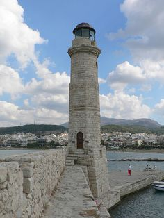 Venetian Lighthouse, Rethymnon | Flickr - Photo Sharing!