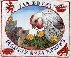 Hedgie's Surprise - Jan Brett