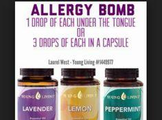 Allergy bomb