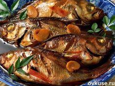 Рыба в духовке - 3 лучших рецепта и пару полезных советов