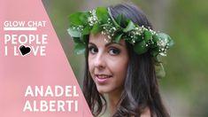 GLOW CHAT: ANADEL ALBERTI - Candy Calderon