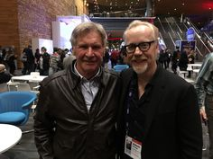 Adam Savage meets his hero and shares to Imgur :)