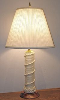Medium Marlinspike Table Lamp