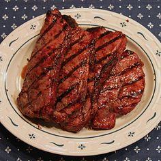 Grilované roštěnky / BBQ roast