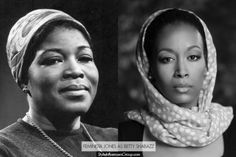 Top Digital Influencers Recreate Legendary Images of Black History Icons in #WeAreBlackHistoryFEMINIST BLOGGER AND ACTIVIST FEMINISTA JONES AS BETTY SHABAZZ