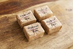 Gifting Your Homemade Soap! - offbeat + inspired