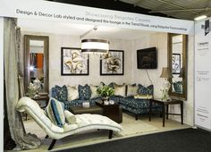 Decorex 2014 show Carpet, Lounge, Design, Decor, Style, Airport Lounge, Swag, Drawing Rooms, Decoration