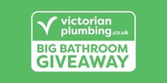 To celebrate the brand new Victorian Plumbing logo, we're giving away a voucher worth £1,500 to spend at VictorianPlumbing.co.uk, plus £500 to put towards the costs of fitting your new bathroom.
