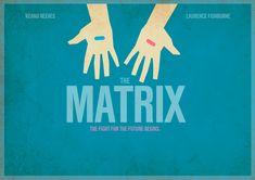 minimal Movie Posters   the-matrix-movie-poster.jpg