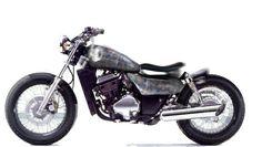 Kawasaki el 252  bobber style concept