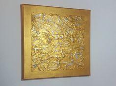 Tutorial fai da te: Come fare un quadro materico via DaWanda.com