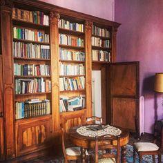 myend-ismybeginning: Home Libraries