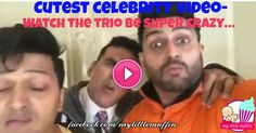 Watch this unofficial promotional video of Housefull3 Watch this ,and u shall keep watching it over and over and over... Akshay Kumar, Abhishek Bachchan and Riteish Deshmukh- The cute trio does something super cute...