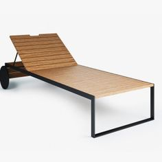 Garden Lounger, Outdoor Furniture