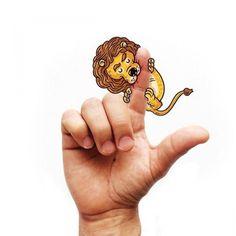 Tra mele e trichechi: il linguaggio dei segni diventa un cartoon - Repubblica.it