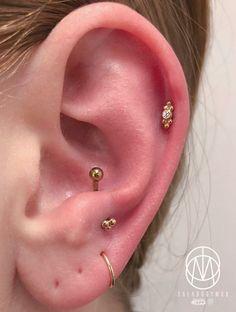 Mint Opalite Concave Plugs for Stretched Ears Piercings Handmade - Ready to Ship - Custom Jewelry Ideas Full Ear Piercings, Tragus Piercings, Body Piercing, Tiny Stud Earrings, Triangle Earrings, Cuff Earrings, Triple Forward Helix Piercing, Pet Memorial Jewelry, Tragus Jewelry