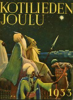 Kotilieden joulu Porvoo 1933, WSOY.