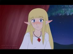Link And Zelda Kiss Manga