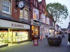 Horsham, England