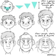 Character Design Animation, Character Design References, Character Drawing, Character Sketches, Character Illustration, Cartoon Tutorial, Drawing Cartoon Faces, Cartoon Art Styles, Cartoon Ideas