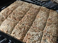 Norwegian Food, Norwegian Recipes, Our Daily Bread, Fabulous Foods, Herbal Remedies, Baked Goods, Banana Bread, Herbalism, Side Dishes