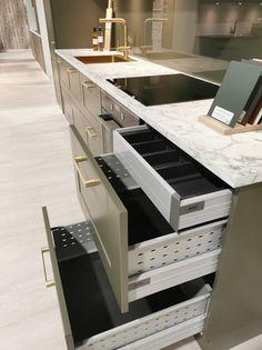 AUBO Trend Nordic kjøkken Ikea Kitchen Remodel, Interior Design Kitchen, Backsplash, Filing Cabinet, Storage, Furniture, Home Decor, Minimalism, Kitchen Modern