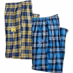 Image of Men's or Women's Licensed Team Flannel Pants*