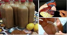 This drink is 100 % natural and it cleans our arteries from toxins, chemicals and fats that could do us damage. It also protects us from colds and flu and eliminates infections that can change our blood circulation, cleans the liver and reduces the effects of the free radicals. INGREDIENTS: 8 garlic cloves 8 units…