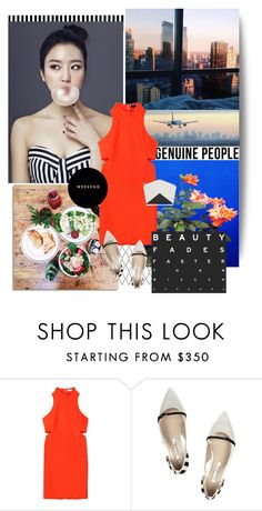 """""""Untitled #169"""" by fashionably-late ❤ liked on Polyvore featuring Guide London, Elizabeth and James, Oscar de la Renta and Narciso Rodriguez"""