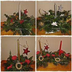 O ozdobach wigilijnych i nie tylko Christmas Wreaths, Christmas Ornaments, Holiday Decor, Handmade, Home Decor, Hand Made, Decoration Home, Room Decor, Christmas Jewelry