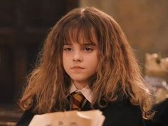 Hermione Granger You are smart, intelligent and you handle it the right way. You are very sweet but you can also be a little too much when it comes to your knowledge.. You are a very loving person and deserves everyone's love back.