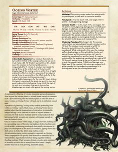 """Another homebrew, this time designed using the """"Spawning Pool of the Elder Things"""". I think it's turned out fabulously - I'm certainly looking forward to my players finding one of these! ;) Rules for..."""