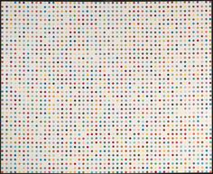 Spot Painting - Damien Hirst