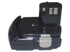 18V Battery for HITACHI C 18DMR,CR 18DLX,DS 18DVF3,WR 18DMR,327731,BCL 1815 #PowerSmart