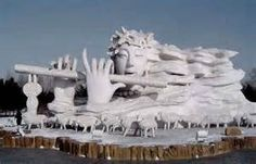 sculpture de neige - Searchya - Search Results Yahoo Canada Image Search Results