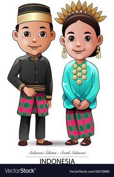 Pop art fashion illustration design 23 ideas for 2019 Makassar, Girl Cartoon, Cute Cartoon, Pop Art Fashion, Hijab Fashion, Fashion Design, Indonesian Art, Indonesian Wedding, Islamic Cartoon