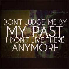 #past #quote
